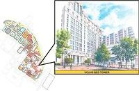 vcu master plan 2020 bed tower rend