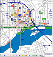 Downtown CBD Map 2002a